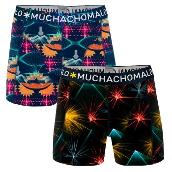 Muchachomalo 2-pack Cotton Stretch EDM Boxer