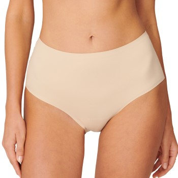 Schiesser Trosor Invisible Soft Maxi Brief Beige 36 Dam