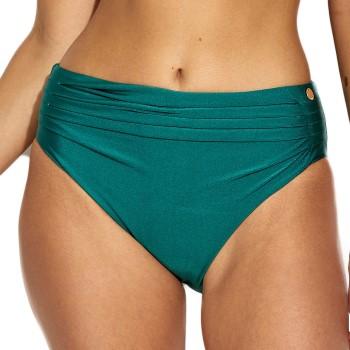 Panos Emporio Jade Olympia High Waist Bikini Brief Grön 38 Dam