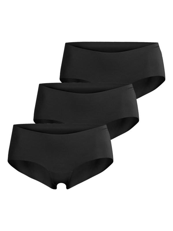 SOLID HIPSTER 3-PACK Black Beauty,42