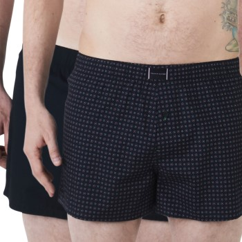 Tommy Hilfiger 2-pack Organic Cotton Woven Boxer