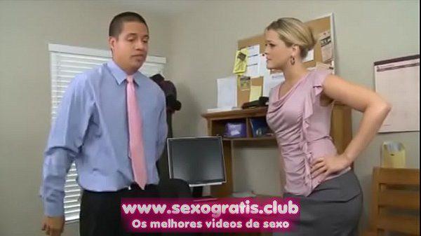 Já imaginou a Alexis Texas como sua secretaria