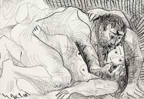 abrazos- Picasso