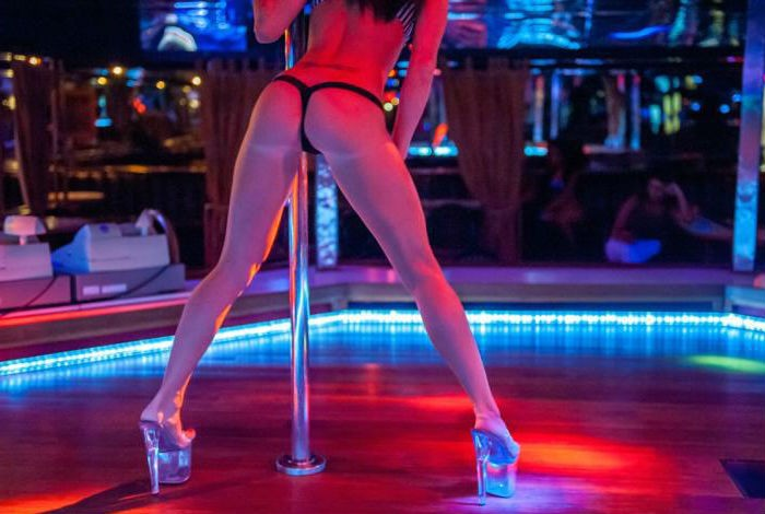 Barcelona Strip Club