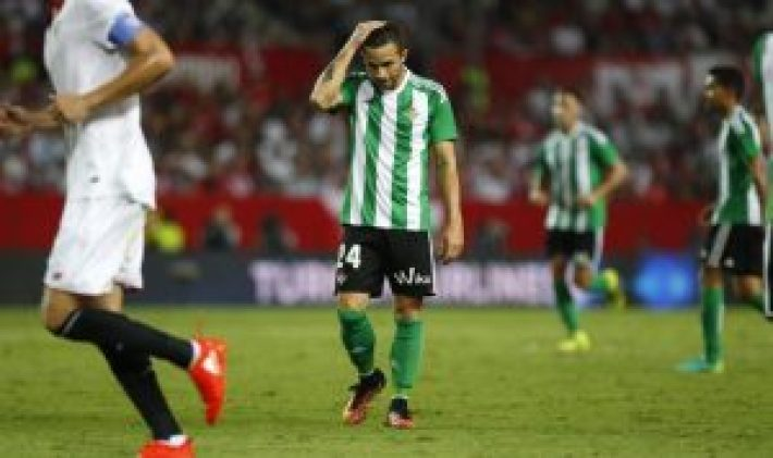 Rubén Castro en el transcurso del partido (As.com)