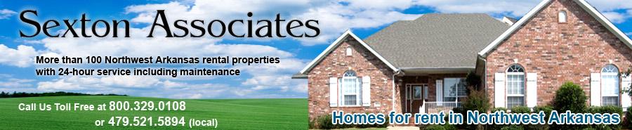 Rental Homes Northwest Arkansas
