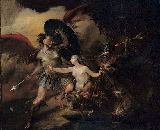 Satana, Colpa e Morte