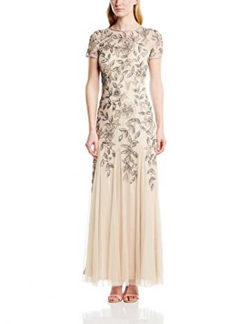 Adrianna Papell Damen Kleid Floral  SexyKleidercom