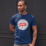 Tee shirt rugby pour homme