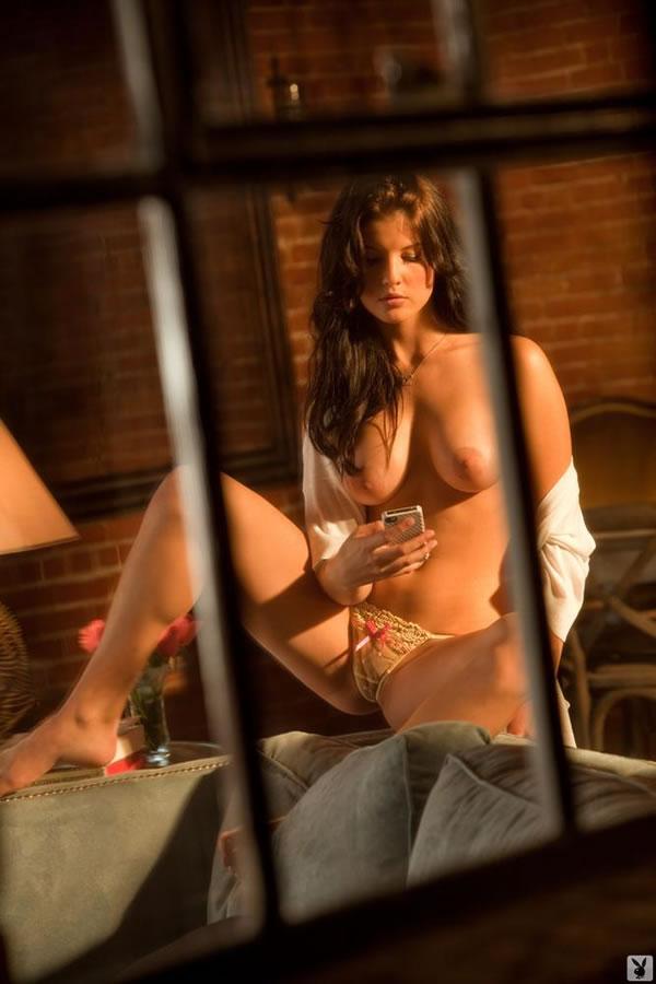 Cerny playboy amanda Playboy Centerfold