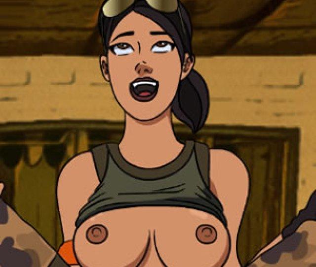 Play Pornite Battle Royale Sex Game
