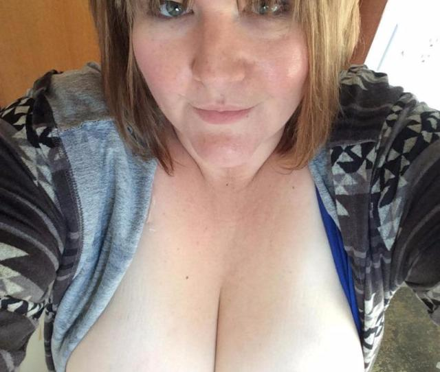 My Very Big Tits Topless Selfie By Kira