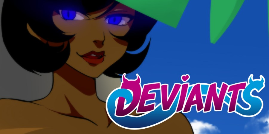 Sexyverse Comics Presents the NSFW Webcomic Deviants Chapter 1 Page 2