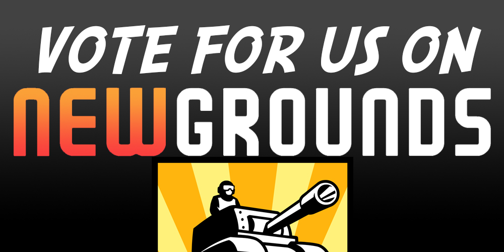 Support Us On Newgrounds!