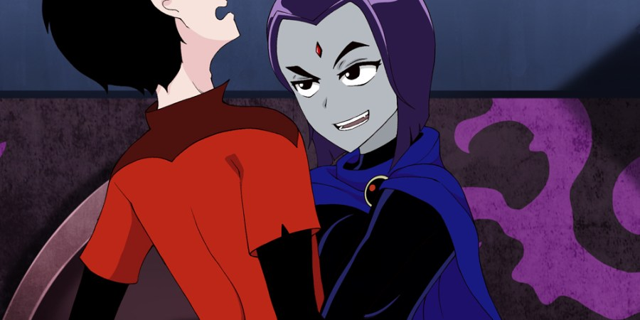 Tales from Titans Tower Teen Titans DC Fan Game on Gumroad