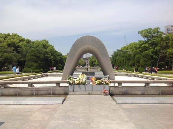 Anıt Mezar ve Genbaku Dome