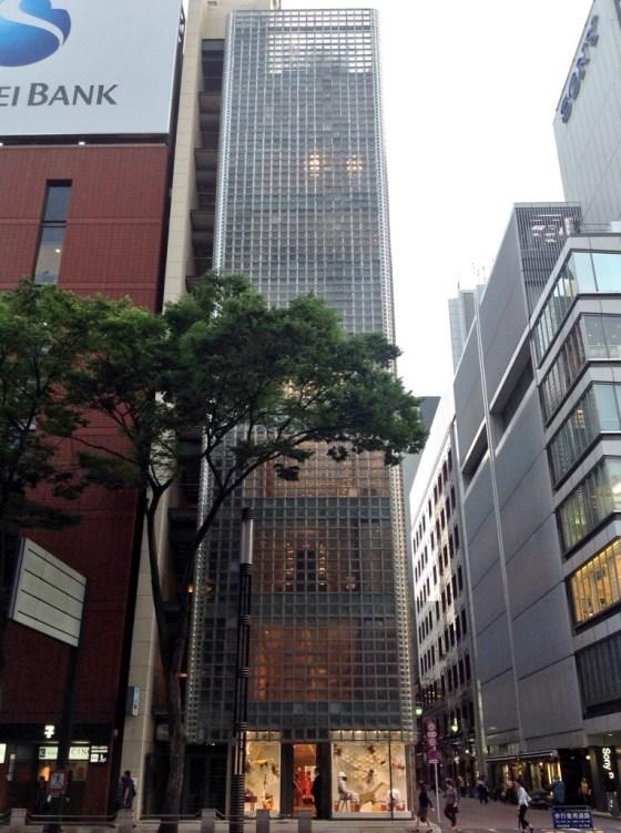 Maison Hermes-Renzo Piano