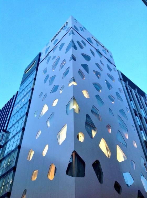 Mikimoto Building-Toyo Ito