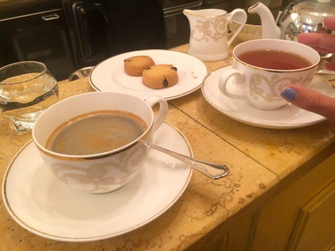 Caffe Terzi Bologna'daki en iyi kahve&çay içebileceğiniz adreslerden biri