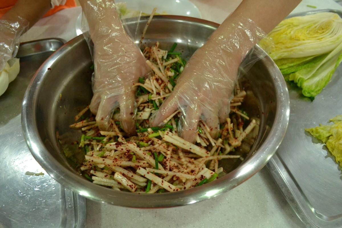 Kore Mutfağından; Kimçi (Kendi Anlatımımla Hazırlanışı)