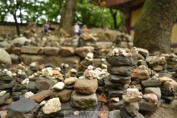 Kore'de Taş Taş Üstüne Koyma Geleneği