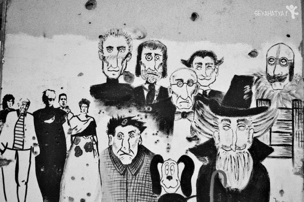 Savaşın İnsanları - Seyahatyacom