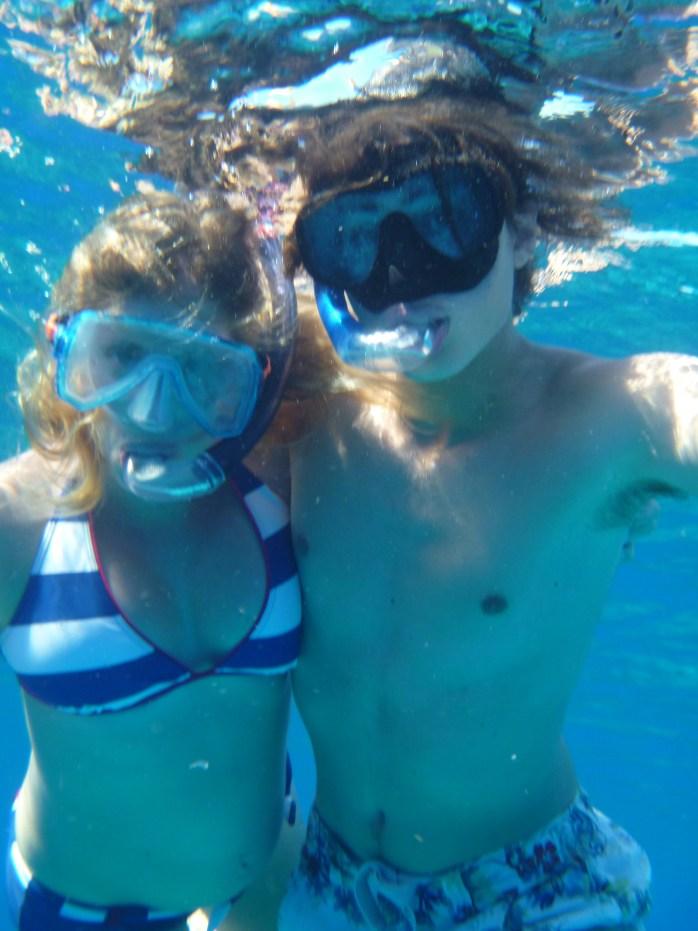 Boat Trips Seychelles snorkelling