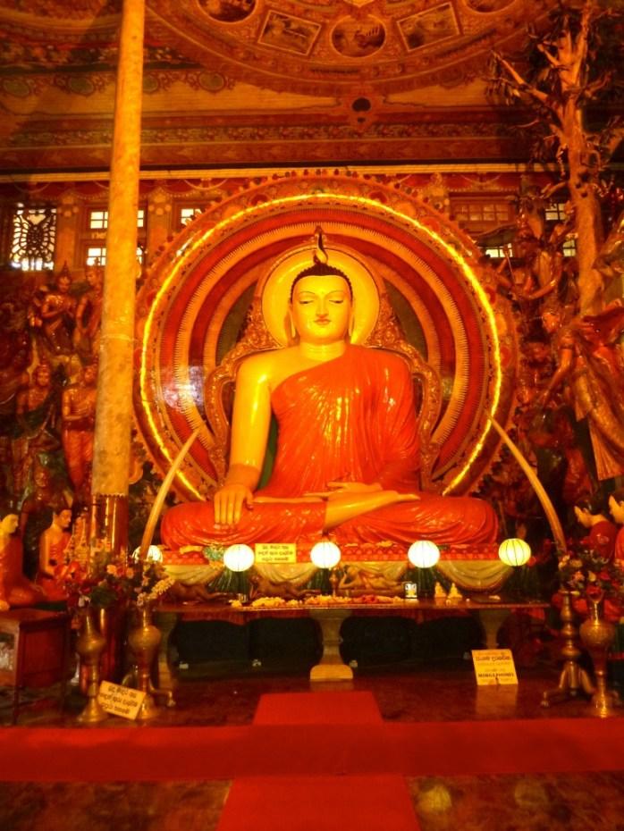 Gangaramaya temple Colombo, Sri Lanka