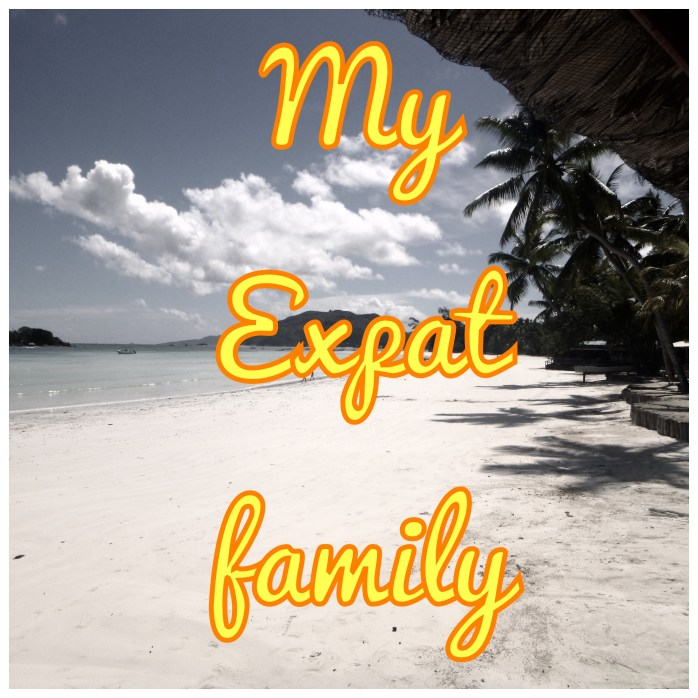 Exciting #myexpatfamily news