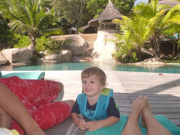 A perfect afternoon! Praslin Seychelles