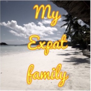 My expat family linky