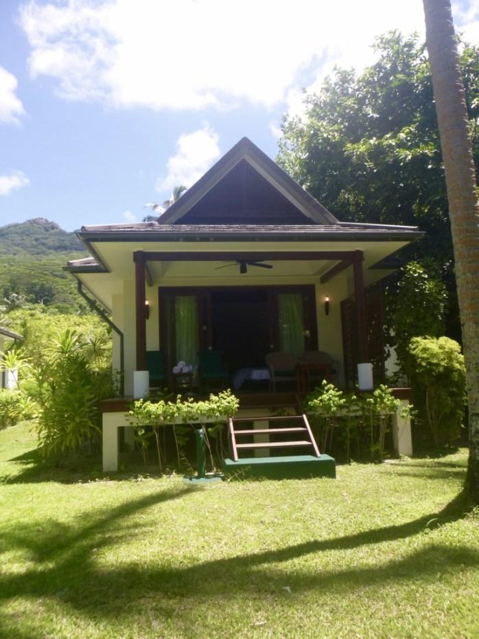 King Garden Villa Hilton Labriz Silhouette Island