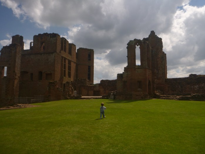Kenilworth Castle Summer 2016