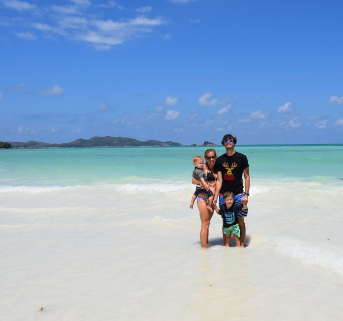 Expat Tag: being out with the family