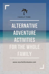 alternative adventure activities for the whole family