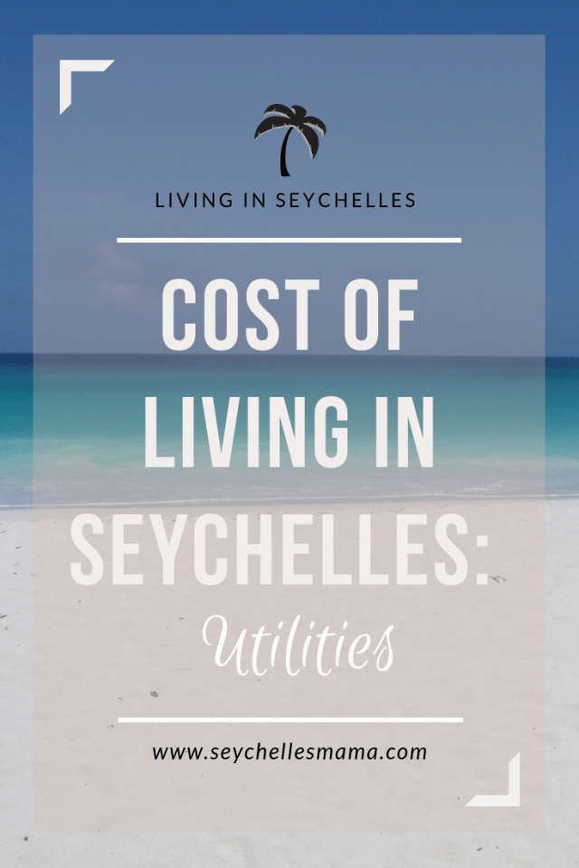 cost of living in Seychelles