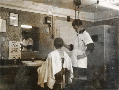 50 Jahre Friseursalon Wahle