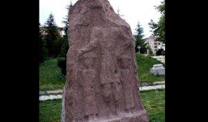 Amblada Antik Kenti Kabartma Taş