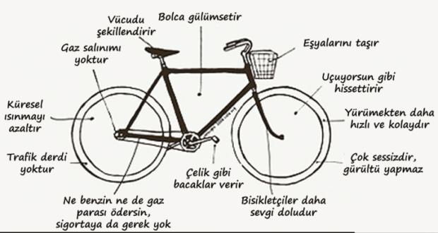 Bisiklet Sürmenin Faydaları
