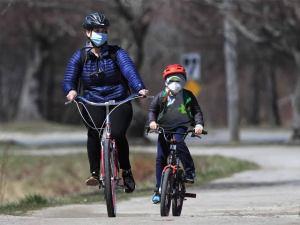 Pandemide Bisiklet Sürmek
