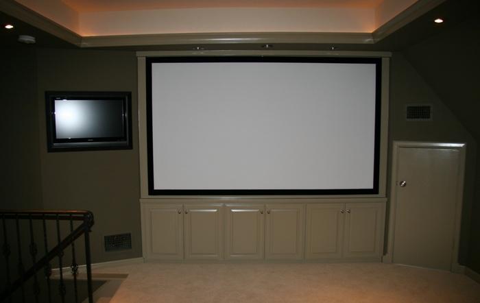 Seymour AV  Fixed DIY Center Stage Screens