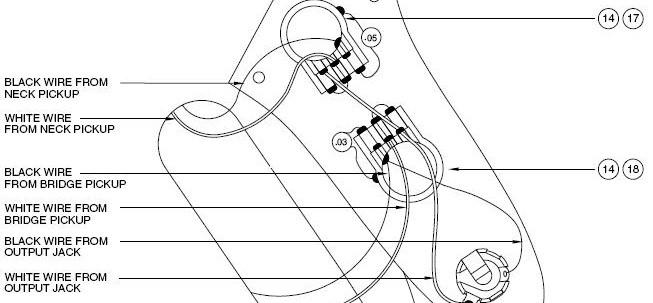 [View 31+] Jazz Bass Series Wiring Diagram
