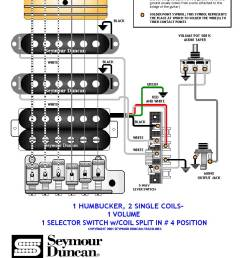 1 humbucker 2 singles 5 way switch 1 volume split 4 switch  [ 831 x 1055 Pixel ]