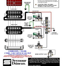 2 humbuckers 5 way switch 1 volume 2 tones 1 coil split switch  [ 823 x 1036 Pixel ]