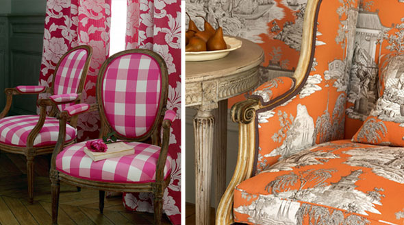 Manuel Canovas Fabrics Seymour Interiors