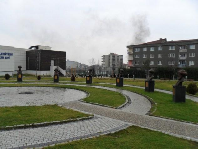 Gökdere Osmanlı Padişahları Toplu Halde