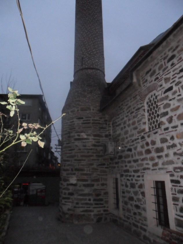 Hacı Seyfuddin Cami Minare