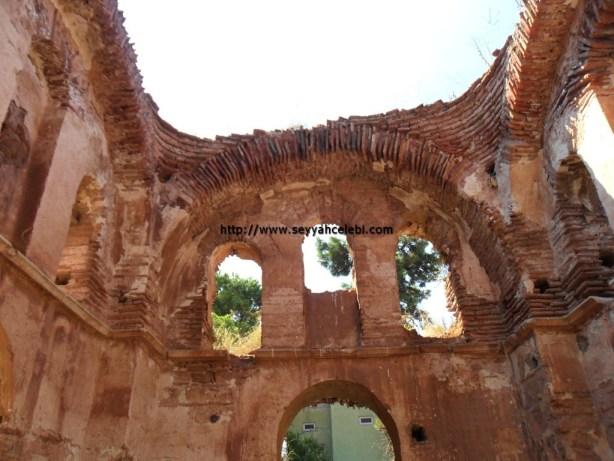 Hagios Aberkios Manastırı İç Kısımları
