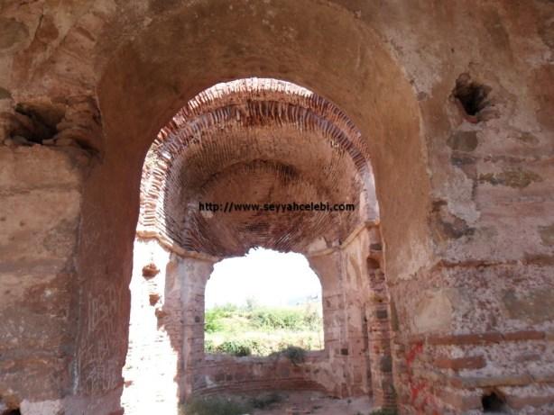 Hagios Aberkios Manastırı Tavan