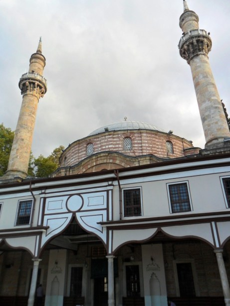 Emir Sultan Cami ve Taş Mineraler